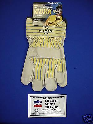 Tillman 1560 Work Gloves Large Top Grain Pigskin