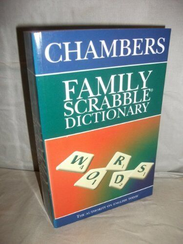 Family Scrabble Dictionary