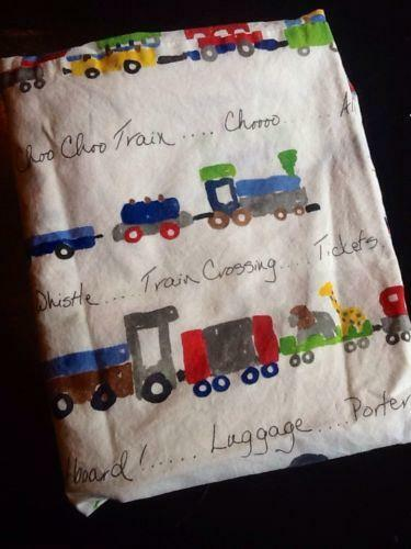 Kids Train Bedding Ebay