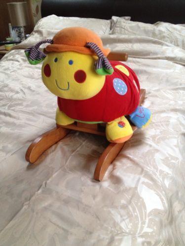 Lotty Ladybird Rocker Other Toys Amp Activities Ebay