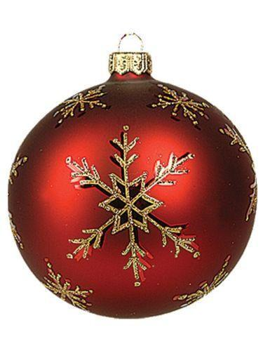 christmas tree ornaments glass tree decorations ebay 10876