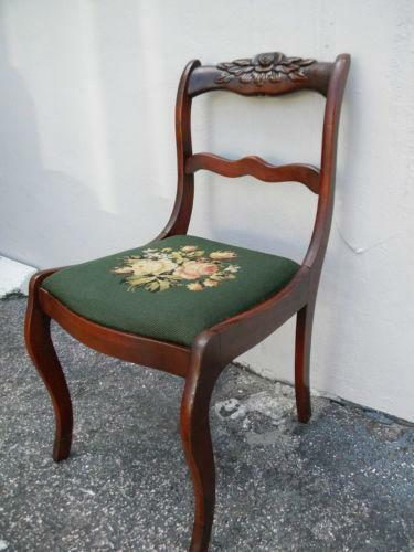 Tapestry Chair Ebay