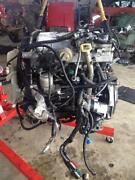 Isuzu Trooper Engine