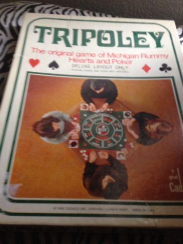 Tripoley Mat Board Amp Traditional Games Ebay