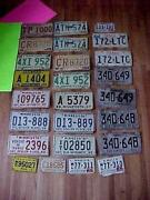 Motorcycle Dealer Plates