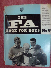 FA Book for Boys No9 read and used condition collectable
