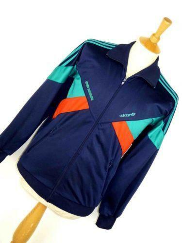 vintage adidas jacket ebay. Black Bedroom Furniture Sets. Home Design Ideas