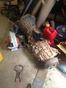 Nissan Patrol Gearbox