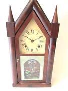 Fusee Clock