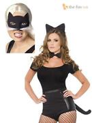 Ladies Fancy Dress Costumes Cat Woman