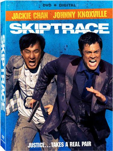 Skiptrace [new Dvd]