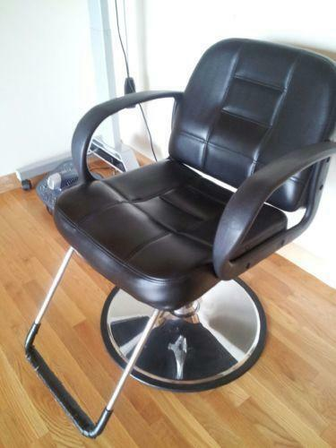 Used beauty salon chairs ebay for Used salon chairs