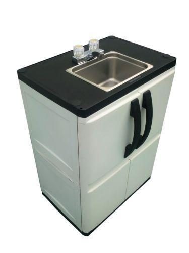 Camping Outdoor Kitchen Sink