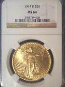 St Gaudens Double Eagle