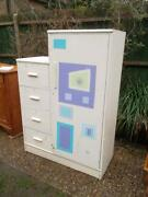 Painted Cupboard