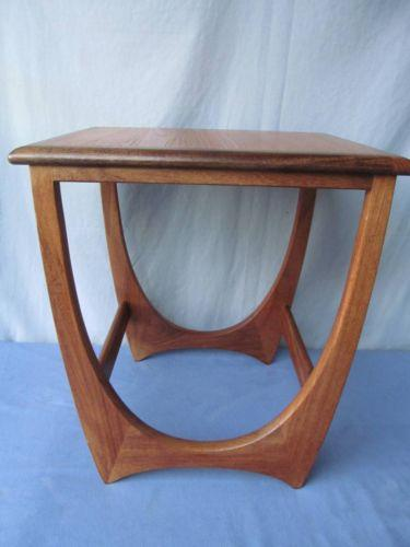 mid century modern side table ebay