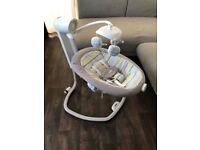 Joie serina swivel baby chair