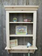 Shabby Chic Bathroom Shelf
