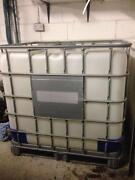 Window Cleaning Water Tank