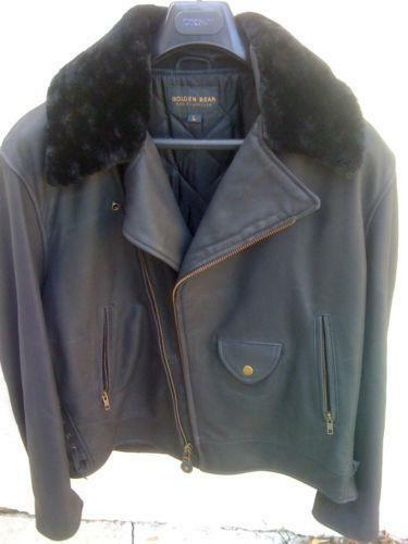 Used leather biker jackets