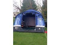 Highgear gobi 4 tent
