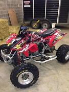 Honda Quad ATV