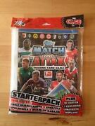 Match Attax Sammelmappe