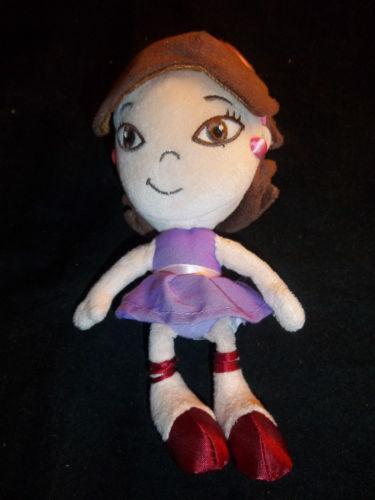 Little Einsteins June Doll Ebay