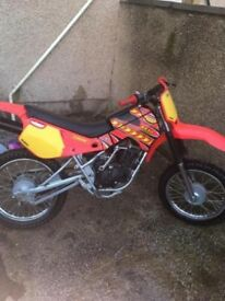 Champ sx 50cc geared