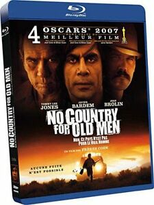 No Country For Old Men-Blu-Ray-Mint condition
