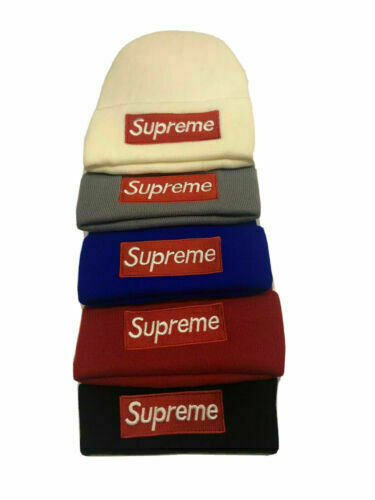 Supreme Beanie All Colors Brand New Free Shipping US