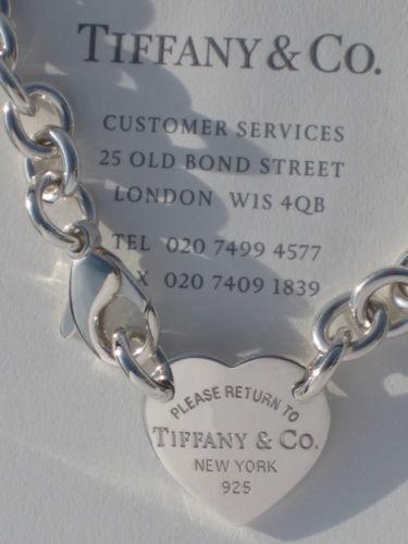 Tiffany Choker Necklace Ebay