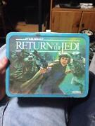 Return of The Jedi Lunch Box