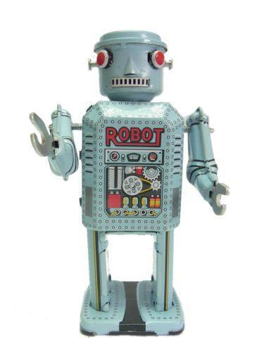 Toys For Robots : Vintage toy robots ebay