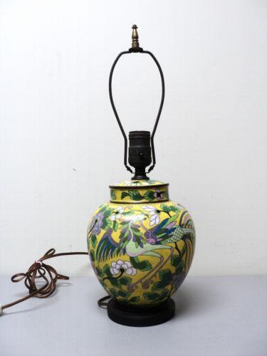 Chinese Bronze Lamp Ebay