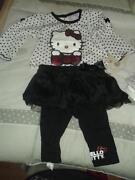 Hello Kitty Anzug
