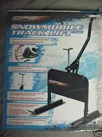 NEUF JACK MOTONEIGE SNOWMOBILE STAND LIFT CRIC SUPPORT SKIDOO