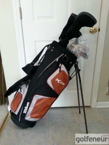 Wilson K28 Golf Clubs | eBay Callaway Golf Club Set