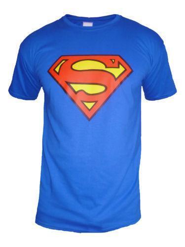 Superman T-shirt | eBay