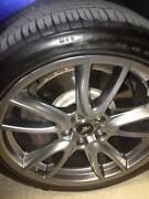 Mustang Brembo Wheels