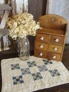 Antique Quilt Small