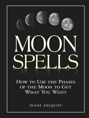 MOON SPELLS ORIGINAL P.D.F INSTANT DELIVERY + 1 FREE BOOK