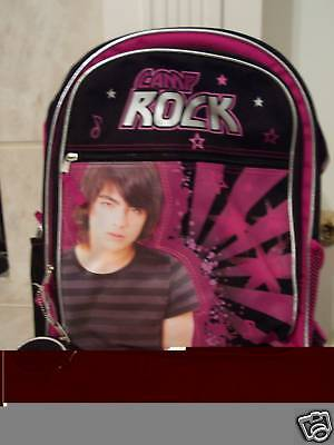 Disney Camp Rock/Jonas Brother Backpack New w/tags
