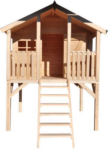 stelzenhaus tobi ebay. Black Bedroom Furniture Sets. Home Design Ideas