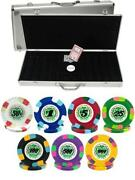 Paulson Poker Chip Set