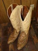 Mens Snakeskin Boots