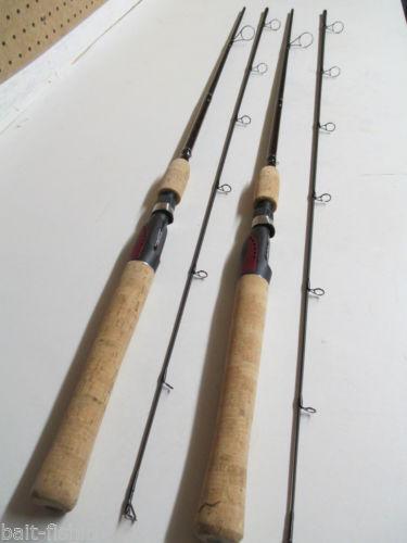 Garcia conolon spinning rod ebay for Vintage garcia fishing rods