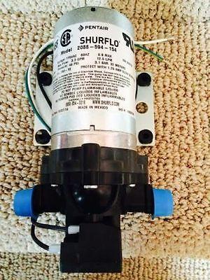 Shurflo 2088-594-154 No Cord Rv Trailer Water Line Pressure Boost Delivery Pump