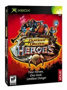 Dungeons and Dragons Heroes Xbox
