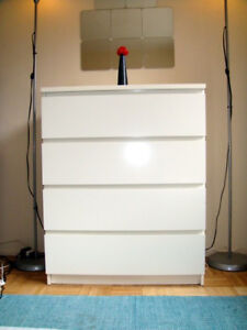 Looking for white malm dresser